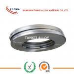 Buy cheap ni60cr15 / ni35cr20 / ni20cr25 / ni30cr20 Nickel Chrome Resistance Heating Strip product