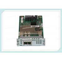 Buy cheap Cisco NIM-2FXS-4FXOP  2-Port FXS/FXS-E/DID and 4-Port FXO Network Interface Module product
