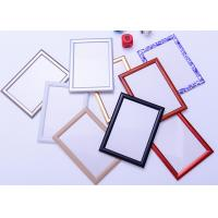 Buy cheap Round Corner A1 Snap Frame Poster Display, Wall Mounted Aluminum Picture Frames product