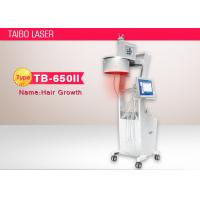 China 650nm Cold Laser Hair Growth Machine for Hair Loss Therapy / Laser Hair Regrowth Machines wholesale