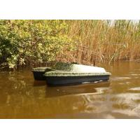 Buy cheap Remote control fishing boat with fishfinder ABS plastic type brushless motor DEVC-300 product