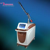 Buy cheap Picosecond q switched nd yag laser picosure q-switched tattoo removal laser from wholesalers