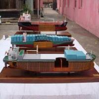 Buy cheap Profile bulk freighter models, customized ship models and colors are accepted product