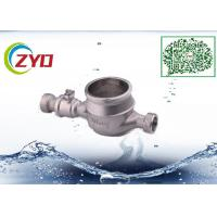 Buy cheap Professional Bathroom Plumbing Accessories Resident Drinking Water Meter Body product