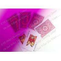 Buy cheap Durable KEM Marked bicycle Deck , KEM Arrow Playing Cards product