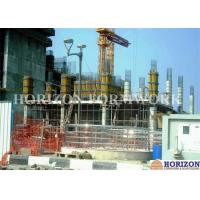 Buy cheap Flexibly Assembled Column Formwork with H20 Wooden Beam and Steel Walers product