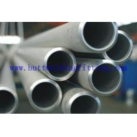 Buy cheap ERW TP316L 304 Stainless Steel Welded Pipe , round steel tubing product