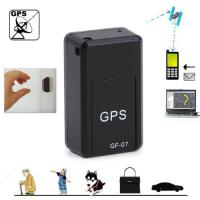 Buy cheap GF-07 Quad Band GSM GPRS GPS Tracker Remote Audio Transmitter Bug Sound Trigger Callback product