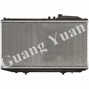 Quality Hard Brazing Toyota Aluminum Radiator , Lexus Ls430 Radiator Oem 16400-50280 Dpi 2541 2575 for sale