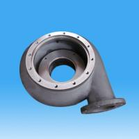 Buy cheap Custom Made Alloy Cast Iron Pump Part / Ductile Iron Casting product