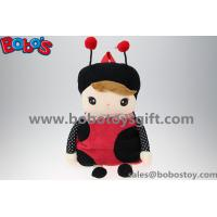 """Buy cheap 19.6""""The Beetle Cartoon Character Plush Backpack for Children in Kindergarten Pupils product"""
