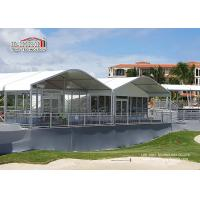 Buy cheap Wedding Marquee Party Tent 10 X 30 , Fireproof Custom Tents For Events product