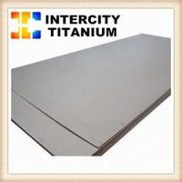 China high quality pickling surface astm b265 grade 5 Ti-6Al-4V titanium alloy sheet for industry on sale