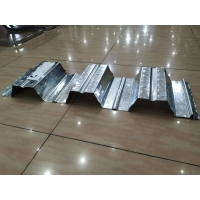 Buy cheap Mezzanine Office 880mm Galvanized Steel Decking Sheet from wholesalers