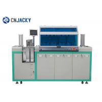 Buy cheap Auto Multi Function Contact Card Punching Machine PLC Program Controlled product