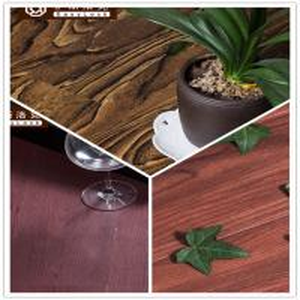 Buy cheap British Nostalgia Pattern/Interlock/Environmental Protection/Wood Grain PVC Floor(9-10mm) product