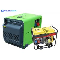 Buy cheap Soundproof 5kw Diesel Generator Small Portable Genset For Sale Philippines product