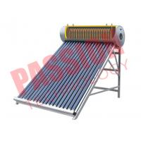 Buy cheap 150L Solar Preheat Hot Water Heater Copper Coil product
