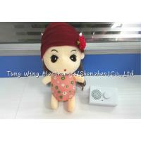 Buy cheap Recordable Music Sound Box With One Button For Stuffed Animals , Plush Toy , Plush Dolls from wholesalers