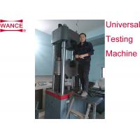 Buy cheap Large Servo Hydraulic Universal Testing Machine For Concrete Ribbed Bars ISO6935 product