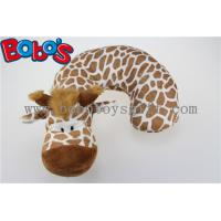 Buy cheap Plush Stuffed Giraffe Neck Support Soft Children Neck Pillow product