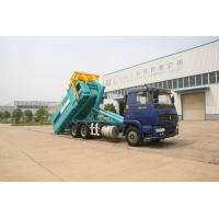 Buy cheap Detachable Garbage Collection Vehicles 13.2ton product