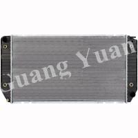 Quality High Efficiency Chrysler Car Radiator For Breeze , Chrysler Cirrus Radiator DPI 1720 for sale
