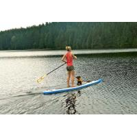 Delux Inflatable SUP Board High Pressure Double Wall Drop Stitch Material