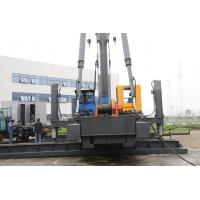 Buy cheap Eco Hydraulic Excavator Vibro Hammer High Piling Speed Max Stroke 1200mm product
