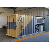 Buy cheap 4 Pallets Vegetable Coolers from wholesalers