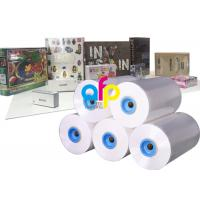 Buy cheap Premium Center Folded Polyolefin Shrink Film For Heat Wrapping Moisture Proof from wholesalers