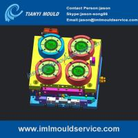 Buy cheap thin walls plastic cup lids mould designs,thin-wall injection box and lids mould product