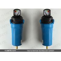 Buy cheap Energy Save Compressor air filter with Aluminium die casting cap product