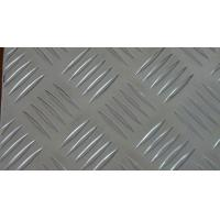Buy cheap 1050 1060 1100 3003 3004 5052 5754 6061 6063 Diamond Plate Aluminum Sheets Embossed product