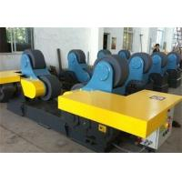 Buy cheap Self Alignment Double Motor 60T Steel Pipe Welding Rollers with Electric Control System CE from wholesalers