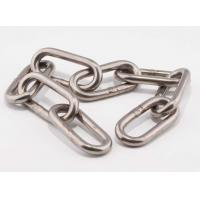 Buy cheap Japanese Standard Large Ship Anchor Chain With Long And Short Link product