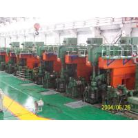 Buy cheap Raw Material Roughing Stand Rolling Mill / Steel Rolling Mill Stand High Accuracy product