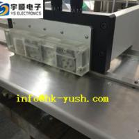 Buy cheap 1-12mm Standard 2.4M Platform Aluminum Pcb Depaneling Machine With 4 Blade Sets CE product
