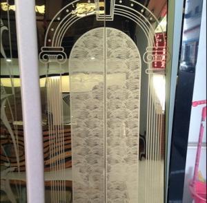 China 304 Elevator Door Panel Design Stainless Steel Sheet In Foshan