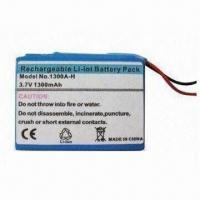Buy cheap 3.7V Rechargeable Battery for Two Way Radios and Portable Scanners product