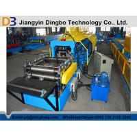 China High-level C Purlin Double Layer Roll Forming Machinefor Main Body Stress Structure on sale