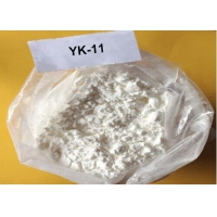 Buy cheap Anabolic Steroids Raw Powder YK11 CAS 431579-34-9  for Muscle Building product