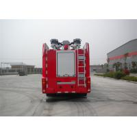 Buy cheap 50kw Electric Generator Lighting Fire Department Vehicles With Power Distribution System product