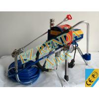 Buy cheap Indoor Piston Electric Airless Paint Sprayer Machine 1.3KW / 220V product