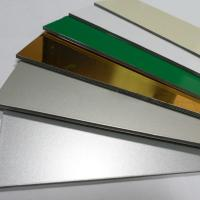Buy cheap low price and hot sale exterior wall aluminum composite panel/acp product