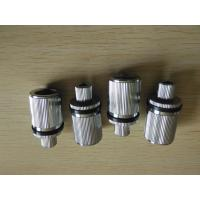 Buy cheap Customized custom CNC machining part with all kinds of finishes, made in China professional manufacturer from wholesalers