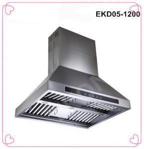 Buy cheap EKD05 2000m3/hr 3 speed BBQ Grill range hood product