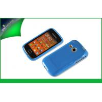 China Fashionable Samsung Mobile Phone TPU Gel Case Cover For Galaxy Mini2 S6500 on sale