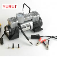 Buy cheap Double Cylinder Metal Air Compressor Plastic Box With High Power Pressure product