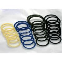 Buy cheap Yellow Blue Hydraulic Cylinder Rod Seals Excavator Hydraulic Cylinder Seal Kits product